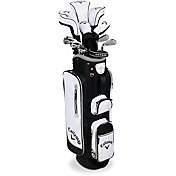 Callaway Women's 2016 Solaire 11-Piece Complete Set – (Graphite) – White/Black