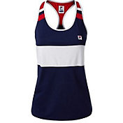 Fila Women's Heritage Loose-Fit Tank