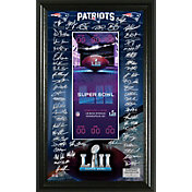 Highland Mint AFC Conference Champions New England Patriots Signature Ticket