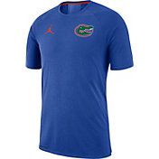 Jordan Men's Florida Gators Blue Alpha Dri-FIT T-Shirt