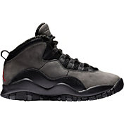 Jordan Kids' Grade School Air Jordan 10 Retro Basketball Shoes