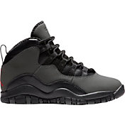 Jordan Kids' Preschool Air Jordan 10 Retro Basketball Shoes
