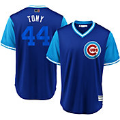 Majestic Men's Chicago Cubs Anthony Rizzo 'Tony' MLB Players Weekend Jersey