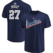 Majestic Men's 2018 American League Mike Trout Home Run Derby T-Shirt