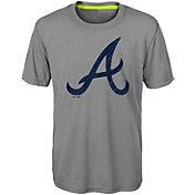Majestic Youth Atlanta Braves Reigning Champs T-Shirt