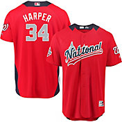 Majestic Youth 2018 National League Bryce Harper Home Run Derby Cool Base Jersey