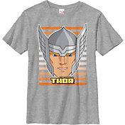 Fifth Sun Boys' Marvel 'Thor' Big Face Graphic T-Shirt