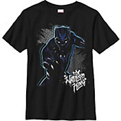 Fifth Sun Boys' Marvel 'Black Panther' Warrior Prince Graphic T-Shirt