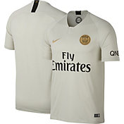 Nike Men's Paris Saint-Germain 2018 Breathe Stadium Away Replica Jersey