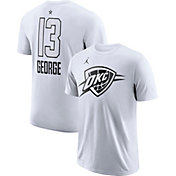 Jordan Men's 2018 NBA All-Star Game Paul George Dri-FIT White T-Shirt