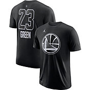 Jordan Men's 2018 NBA All-Star Game Draymond Green Dri-FIT Black T-Shirt