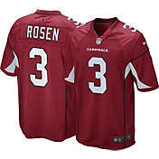 Josh Rosen #3 Nike Men's Arizona Cardinals Home Game Jersey