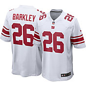 Saquon Barkley #26 Nike Men's New York Giants Away Game Jersey