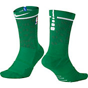 Nike Boston Celtics City Edition Elite Quick NBA Crew Socks