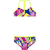 Nike Girl's Drift Graffiti T-Back Top Brief Set
