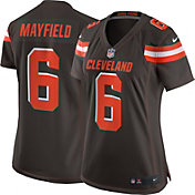 Baker Mayfield #6 Nike Women's Cleveland Browns Home Game Jersey