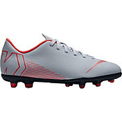 Nike Kids' Mercurial Vapor 12 Club FG/MG Soccer Cleats