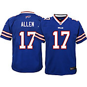 Josh Allen #17 Nike Youth Buffalo Bills Home Game Jersey