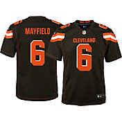 Baker Mayfield #6 Nike Youth Cleveland Browns Home Game Jersey
