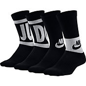 Nike Kid's Performance Cushioned Crew Training Socks 3 Pack