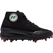 P.F. Flyers Men's Sandlot Center Hi Molded Baseball Cleats