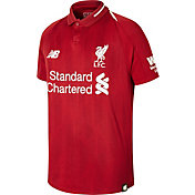 New Balance Youth Liverpool 2018 Stadium Home Replica Jersey