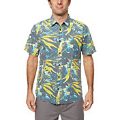 O'Neill Men's Geronimo Woven Short Sleeve Shirt