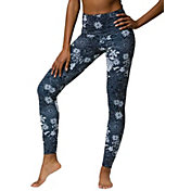 Onzie Women's Kyoto Noir High Rise Leggings