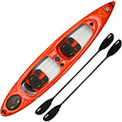 Pelican Unison 136 Tandem Kayak with Symbiosa Paddles