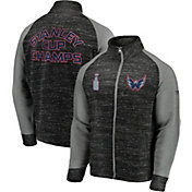 NHL Men's 2018 Stanley Cup Champions Washington Capitals Podium Full-Zip Jacket