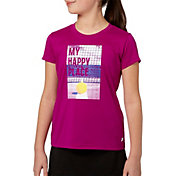 Prince Girls' 'Happy Place' Graphic Tee