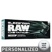 Slazenger 2017 Raw Distance Personalized Golf Balls