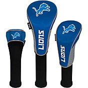 Team Effort Detroit Lions Headcovers - 3 Pack