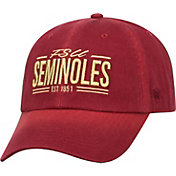 Top of the World Men's Florida State Seminoles Garnet Lockers Adjustable Hat