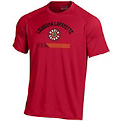 Under Armour Men's Louisiana-Lafayette Ragin' Cajuns Red Tech Performance T-Shirt