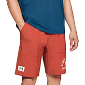 Under Armour Men's Project Rock Respect Graphic Shorts