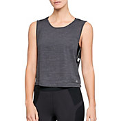 Under Armour Women's Seamless Spacedye Muscle Tank Top