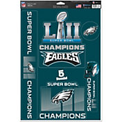 WinCraft Super Bowl LII Champions Philadelphia Eagles Decal Sheet