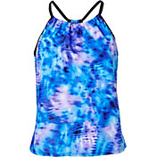 Aqua Tech Women's High Neck Tankini